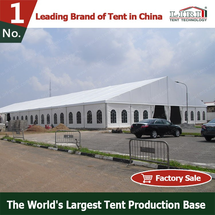 Large Aluminum Marquee Party Wedding Tent For Church For