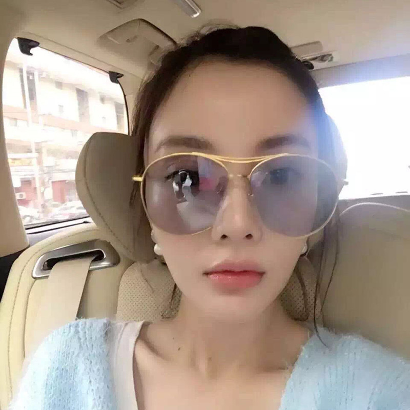 2016 New Fashion Korea Novel Women Jack Sunglasses 4 Colors Patchwork Sun Glasses Eyewear Gafas De Sol Lunette De Soleil