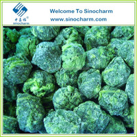 Provide Frozen Spinach Ball With Low Price