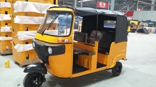 Bajaj auto taxi tricycle with three wheeler engine/passenger tricycle philippines