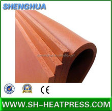 silicon rubber sheet pad heat resistant hot pad for heat press