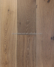 ARTISTIQUE COLLECTION -Best factory prices brushed white European oak wood flooring-14/2MM