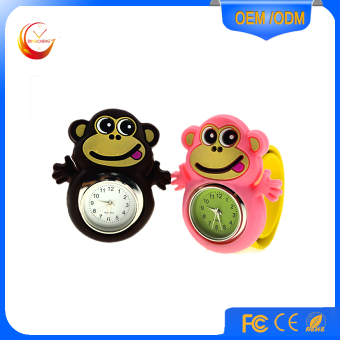 New product cheap watch for kids hot selling slap kids watches