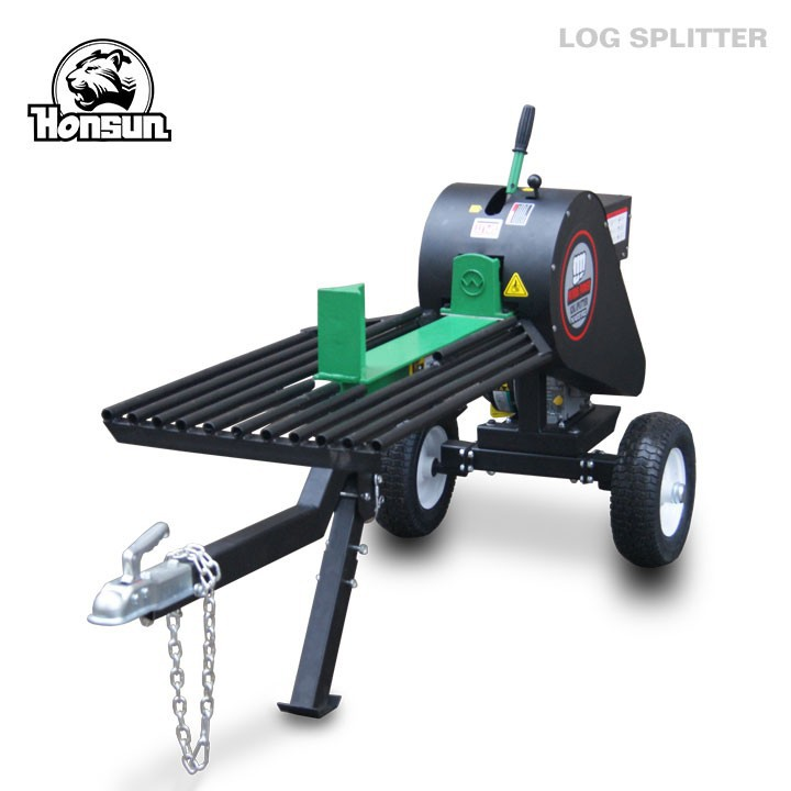 Sample available factory direct new condition automatic log splitter
