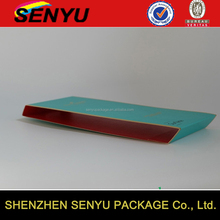belly band paper packaging, paper band with gold hot stamping