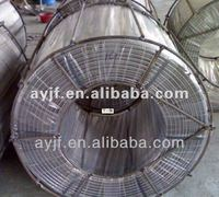 pure calcium cored wire/calcium silicon core wire /casi cored wire