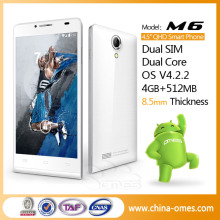 Alibaba 4.5 inch MTK6572 Dual Core Android Java Games Touch Mobile