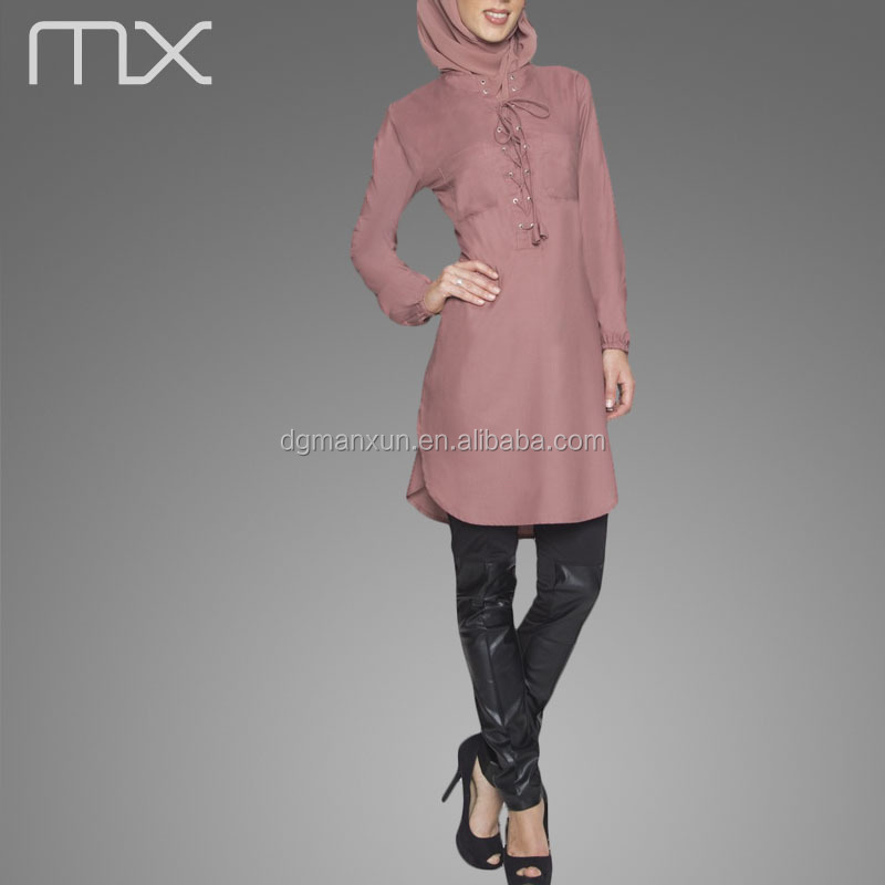 New Fashion Baju Kurung Beautiful Muslim Clothing Nice
