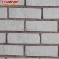 Solid surface artificial insulating fired brick