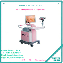 SW3303 Digital Video Colposcope/CE approved/China Manufacturer