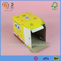Standard Easy Set-up Color Outer Packaging Box With Good Service