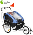 New baby trailer bicycle trailer baby stroller china with EN15918EN1888 CE ISO9000