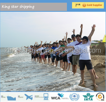 From SHENZHEN to CASABLANCA LED lights professional international ocean shipping ---AIMEE