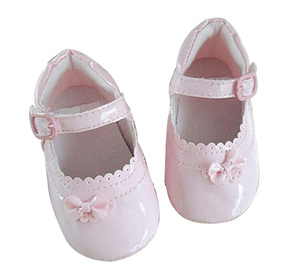 Girls Leather Baby Shoes