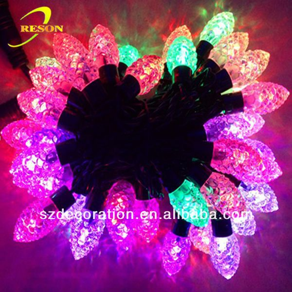2014 RS-SL047 outdoor animated christmas lights