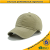 100 Cotton Blank Baseball Cap Without