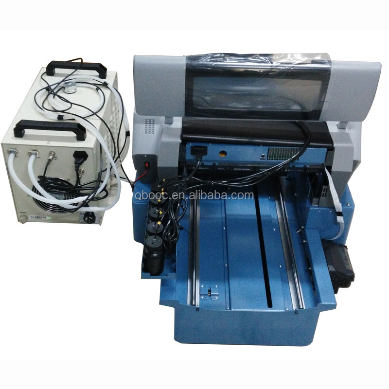 Flatbed UV Dtg T-shirt Printer 1390 Plate Type and Cloths Printer Usage