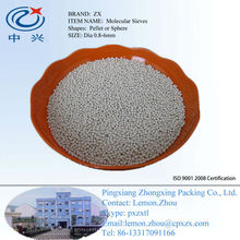 high quality zeolite 5A molecular sieve for Hydrogen Production