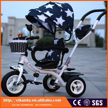 China Modern luxury Junior baby stroller toy motorcycle