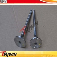 Hot sale high quality diesel engine parts intake valve 4955285 4965868 4982907 4995554 5259420