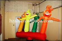 Indoor Small Inflatable Air Dancer Advertising