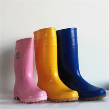 high quantity pvc safety boots cheap gumboots