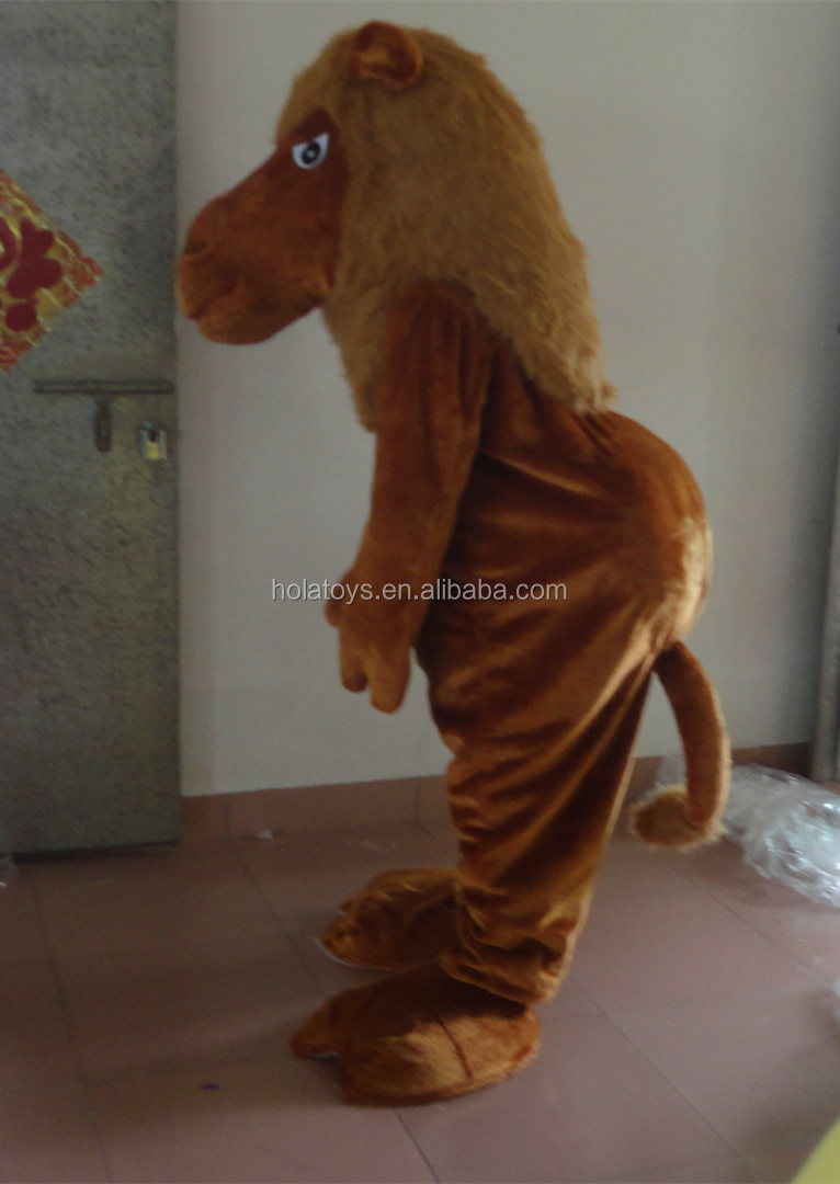 Hola camel mascot costume/animal mascot costume for adult