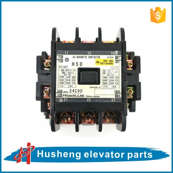 Hitachi magnetic contactor elevator parts H50