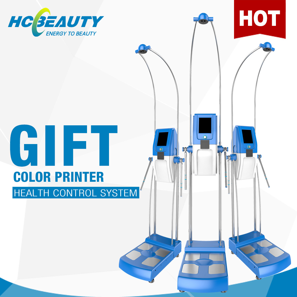 2015 hot selling health center body checking bia machine
