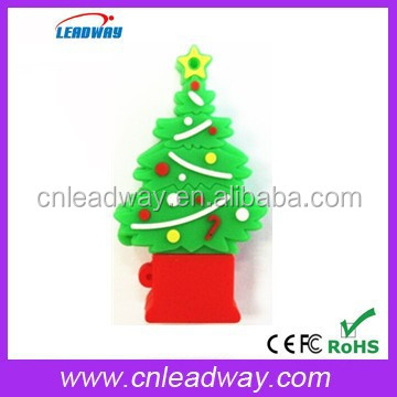 Christmas tree usb flash drive different style best new year gift 1gb 2gb 4gb 8gb 16gb