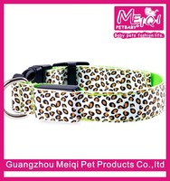 Colorful Pet Collar Wholesale Dog Collar and Leash LED High Quality