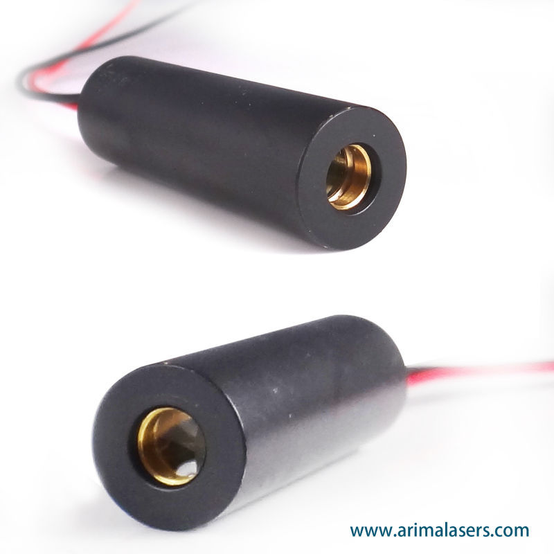 450nm 10mW 3V D12mm Blue Laser Diode Module, Glass Lens Blue Laser Module for Blue Laser Pointer