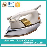 New Arrived Quality Guaranteed 500W Electric Iron Heavy Duty Dry Iron