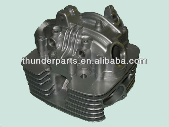 Motorcycle cylinder head parts for GN125