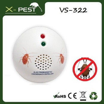 Indoor electromagnetic ultrasonic cockroach repeller pest repeller