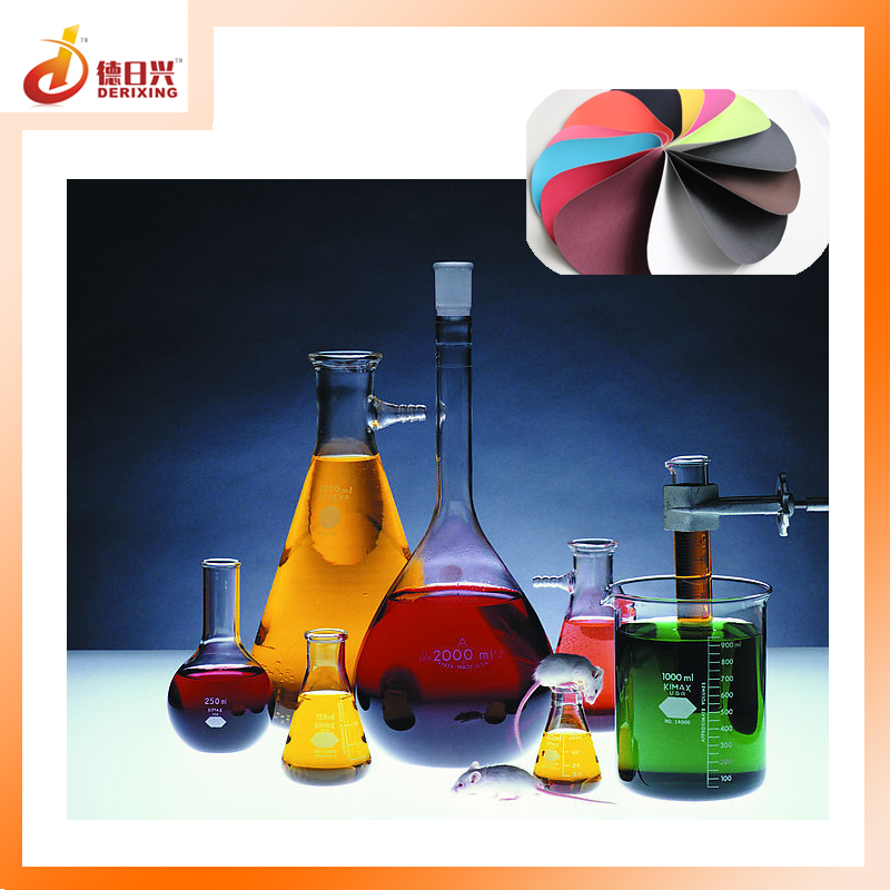 High temperature resistance anti-sticky good clarity PVC acroleic acid <strong>resin</strong> leather finish