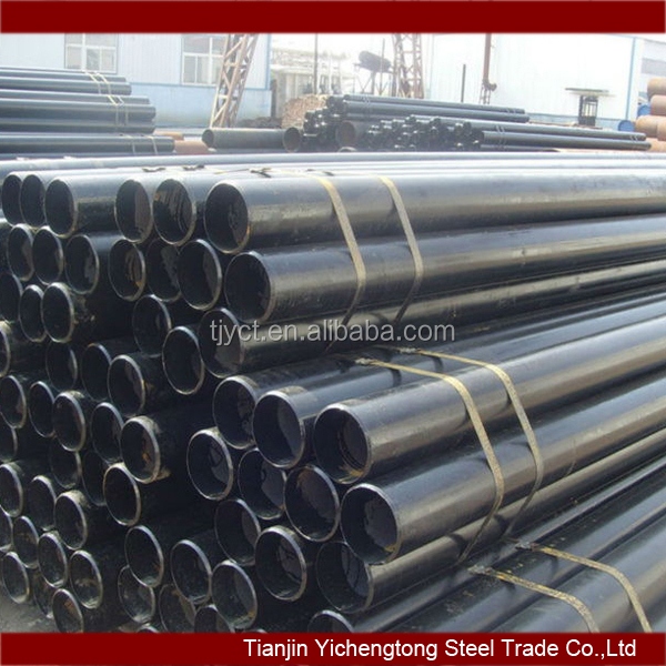 High pressure boiler tube 20G 12Cr1MoVG 15CrMoG black seamless pipe
