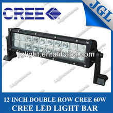 ON PROMOTION! 3w cree off road led light bar cheap led offroad light bar JG-ULB60