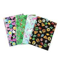 New arrival colorful softcover sewing student diary paper notebook
