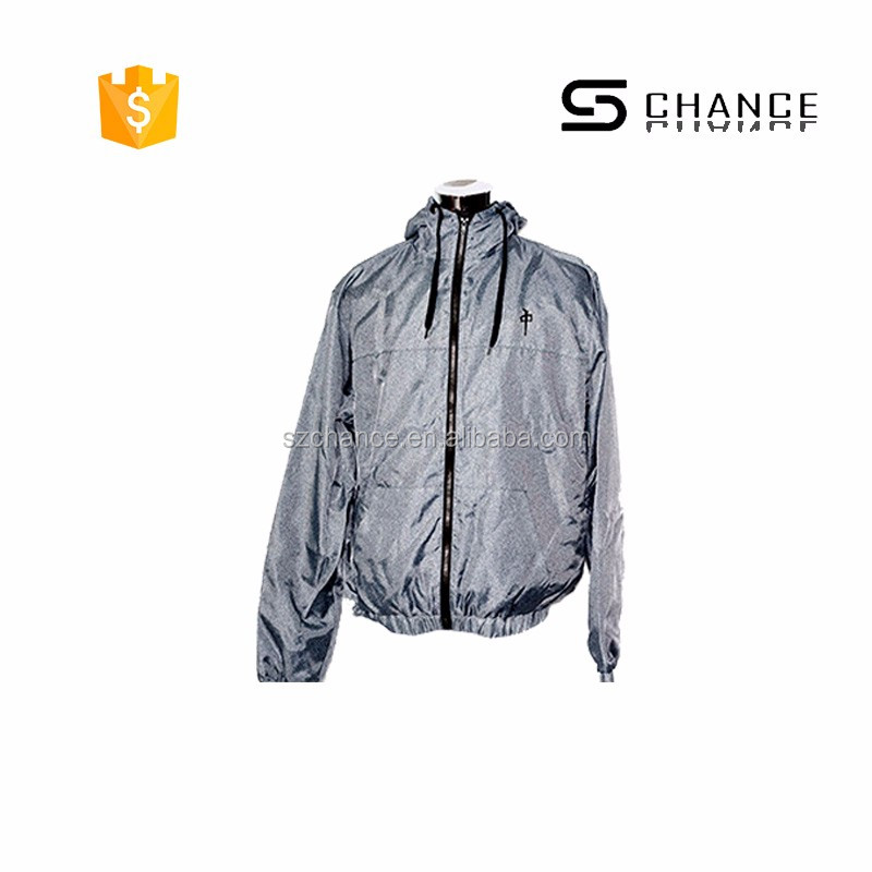 Natural fashion hiking jacket windbreaker