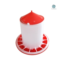 10kg 12kg Plastic Manual Chicken Feeder for Chicken Farming