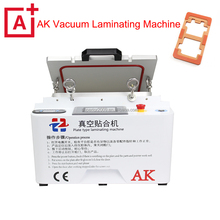 AK 5 in 1 vacuum laminating and bubble removing machine with super low price