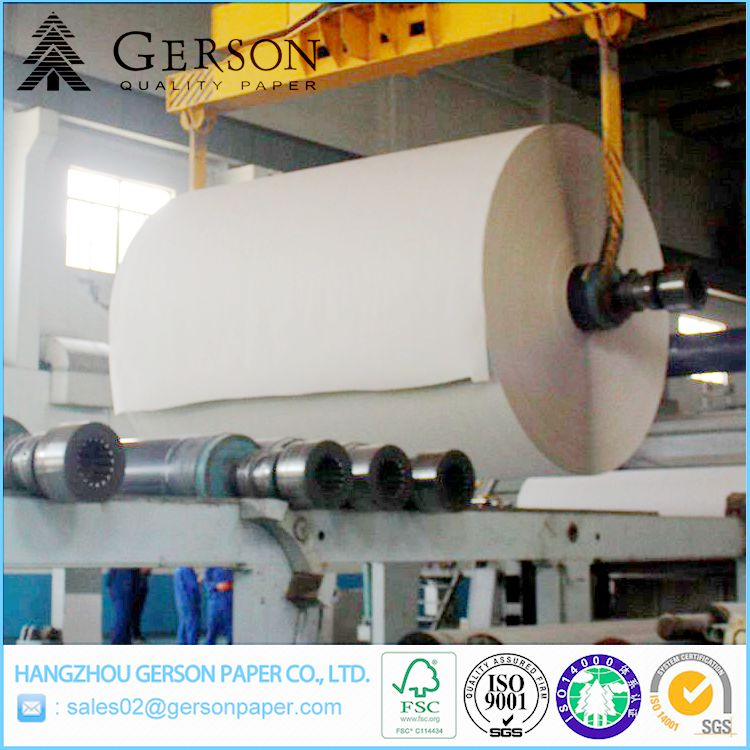 In Bulk 230 gsm 250 gsm 300 gsm Single Coated White Cardboard for Paper Box Packaging