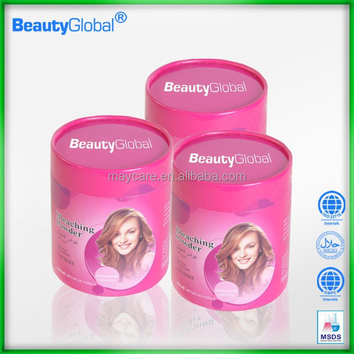Factory supply bulk hair dye color hair color cream hair bleaching powder