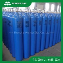 Bestseller 10L Small Portable Oxygen Gas Cylinder