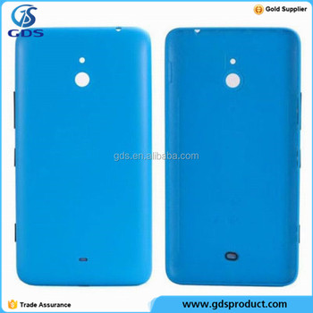 Blue Back Rear Housing Cover Battery Door Case For Nokia Lumia 1320