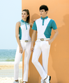 custome dry fit t shirt polyester/spandex golf polo shirt