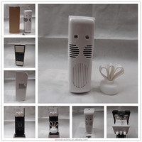 sani air products quality fragrance dispensers with 3 paper wicks and 1 bottle, pure battery air perfume dispenser
