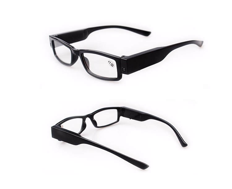 High quality china YNJN night view wholesale custom logo led reading glasses