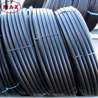 Flexible HDPE Well Casing Pipe for Undergroun Buried Fiber Cable Protect